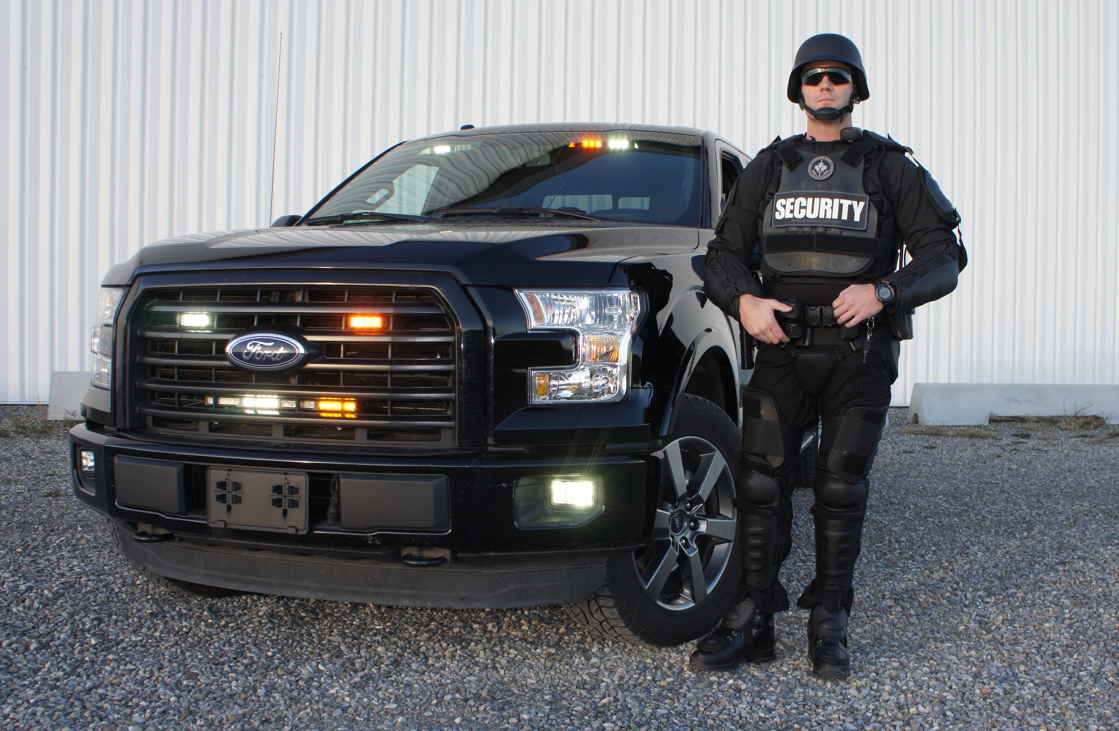 Tactical Security Services