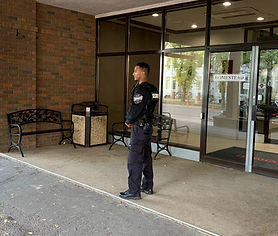Apartment Building Security Guards Calga