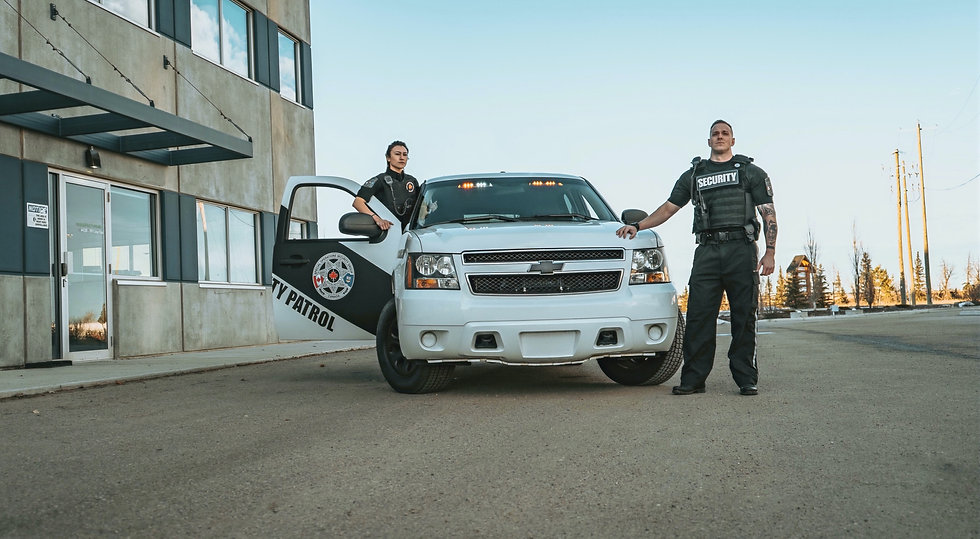 Spec Ops Security Canada - Security Guards Calgary