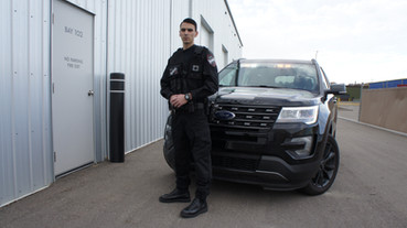 Commercial Property Security Guards