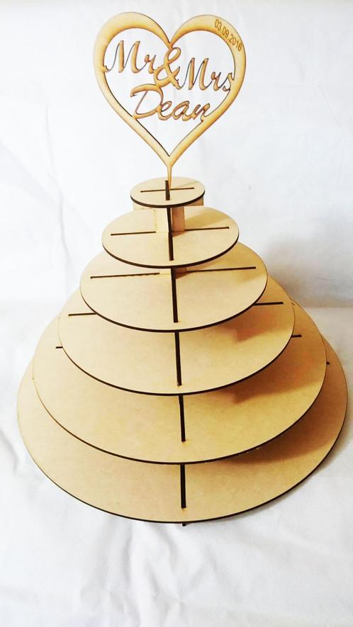 Ferrero Rocher Pyramid