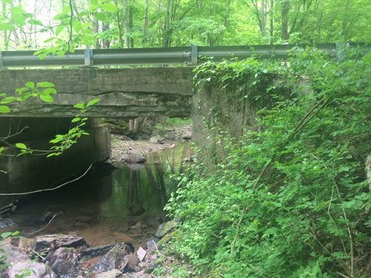 Slate Road Bridge