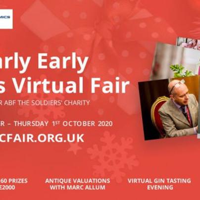 The Early Early Virtual Christmas Fair