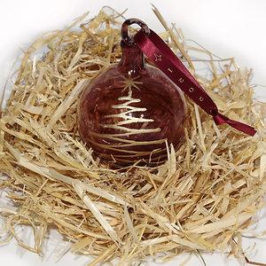 Plum -  Christmas Tree