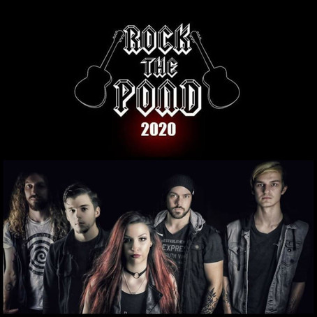 Eternal Frequency LIVE @ Rock The Pond 7/25!