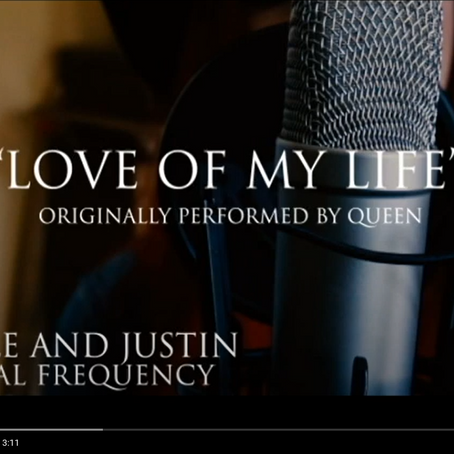 New Acoustic Cover Up On Our YouTube!