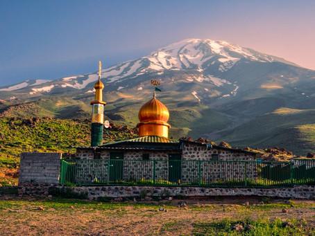 And Iran...Iran so Far Away