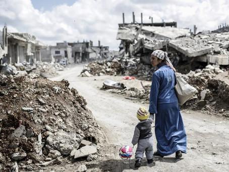 How Do You Solve a Problem Like Syria?