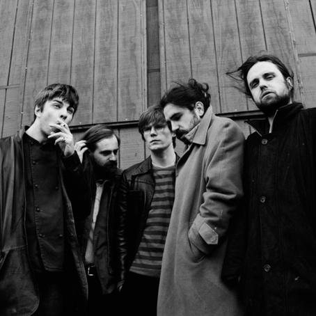 FONTAINES D.C. AND THE REVIVAL OF POST-PUNK