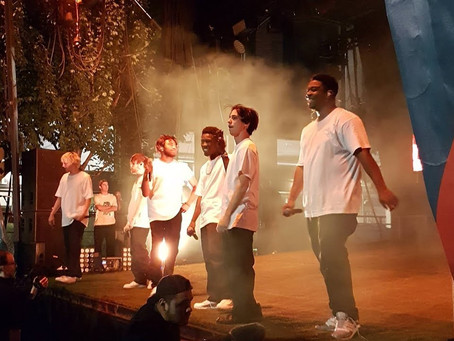 I'll Be There: BROCKHAMPTON Concert Review