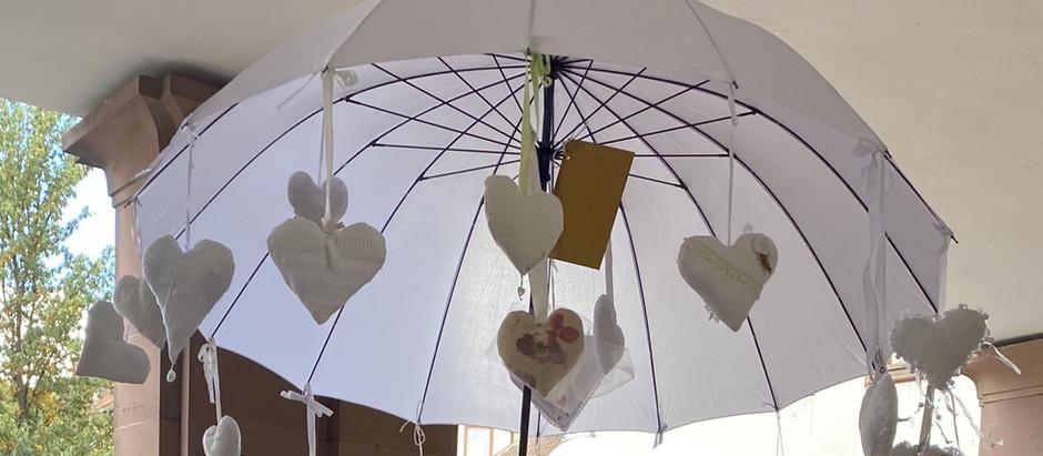 Kreative Idee zur Hochzeit