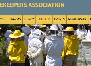 """""""Little bugs in the big bugs"""" - Dr. Walke presents research to the Backyard Beekeepers"""