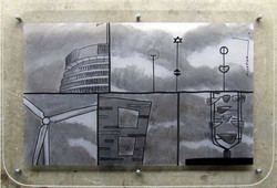 Wellington Montage in Full Overcast