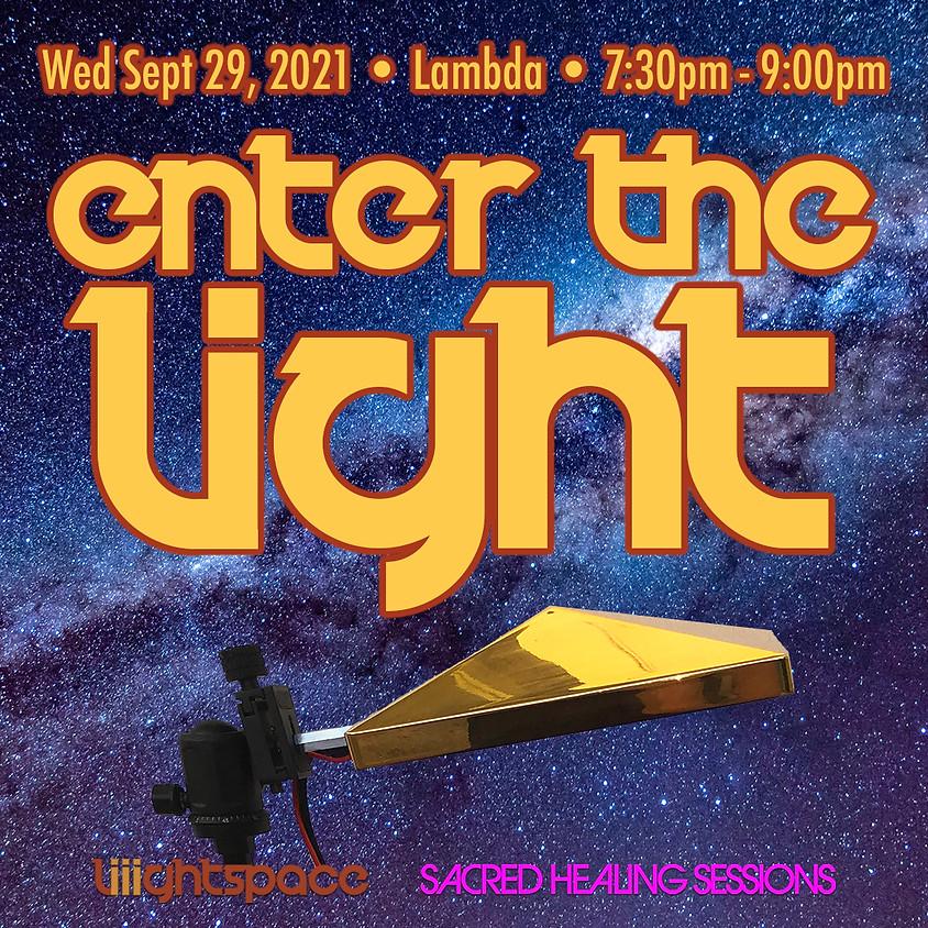 Enter The Light: Explorations Into Lambda