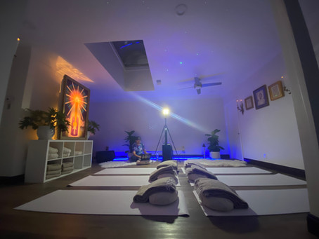 Group Ajna Light Sound Bath