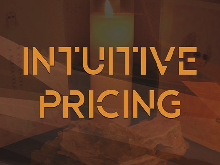 Intuitive Pricing