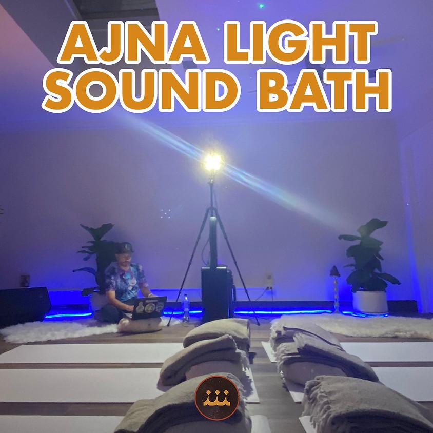 Ajna Light Sound Bath