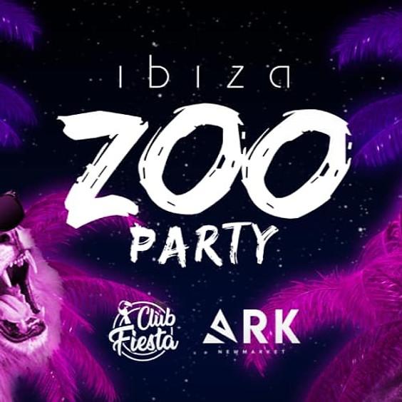Club Fiesta Presents The Ibiza Zoo Party