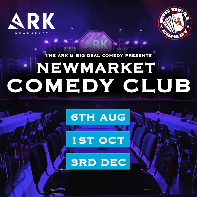 Newmarket Comedy Night (with Big Deal Comedy)