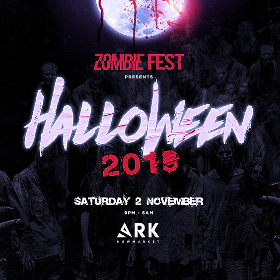 Zombie Fest presents - A Nightmare In Newmarket!