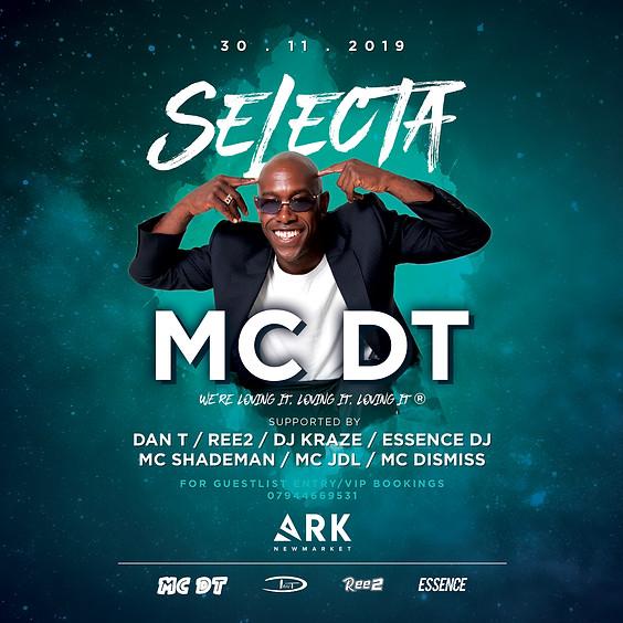 Selecta   Featuring MC DT