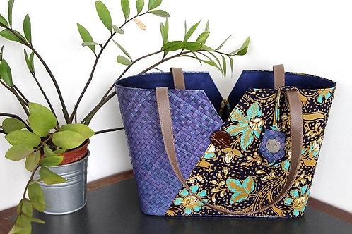 Tote Bag Dark Blue