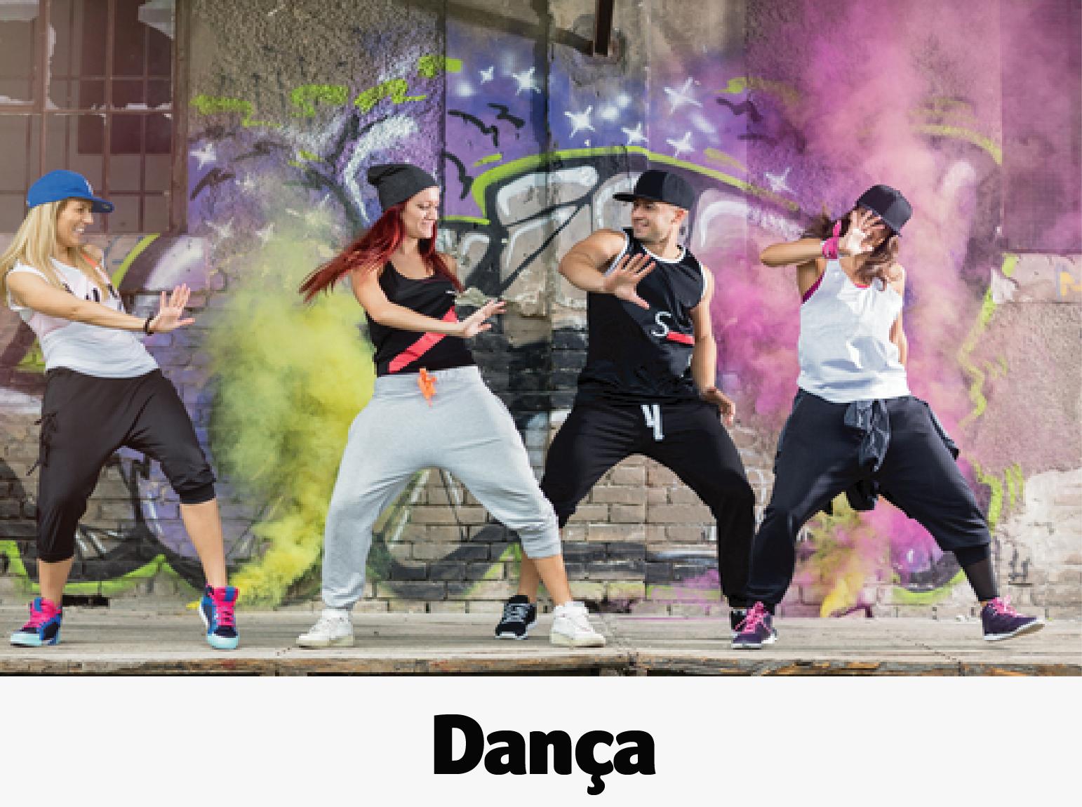 dança Liceu Anglo Araras