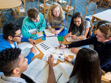 Estudo em grupo: ajuda ou dispersa?