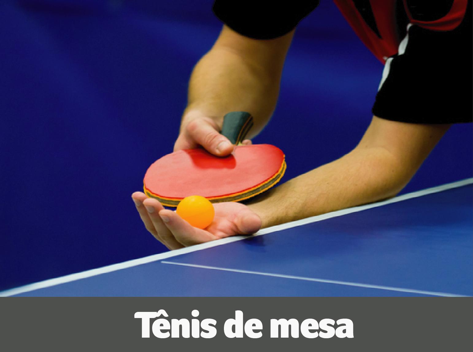 tênis de mesa Liceu Anglo Araras