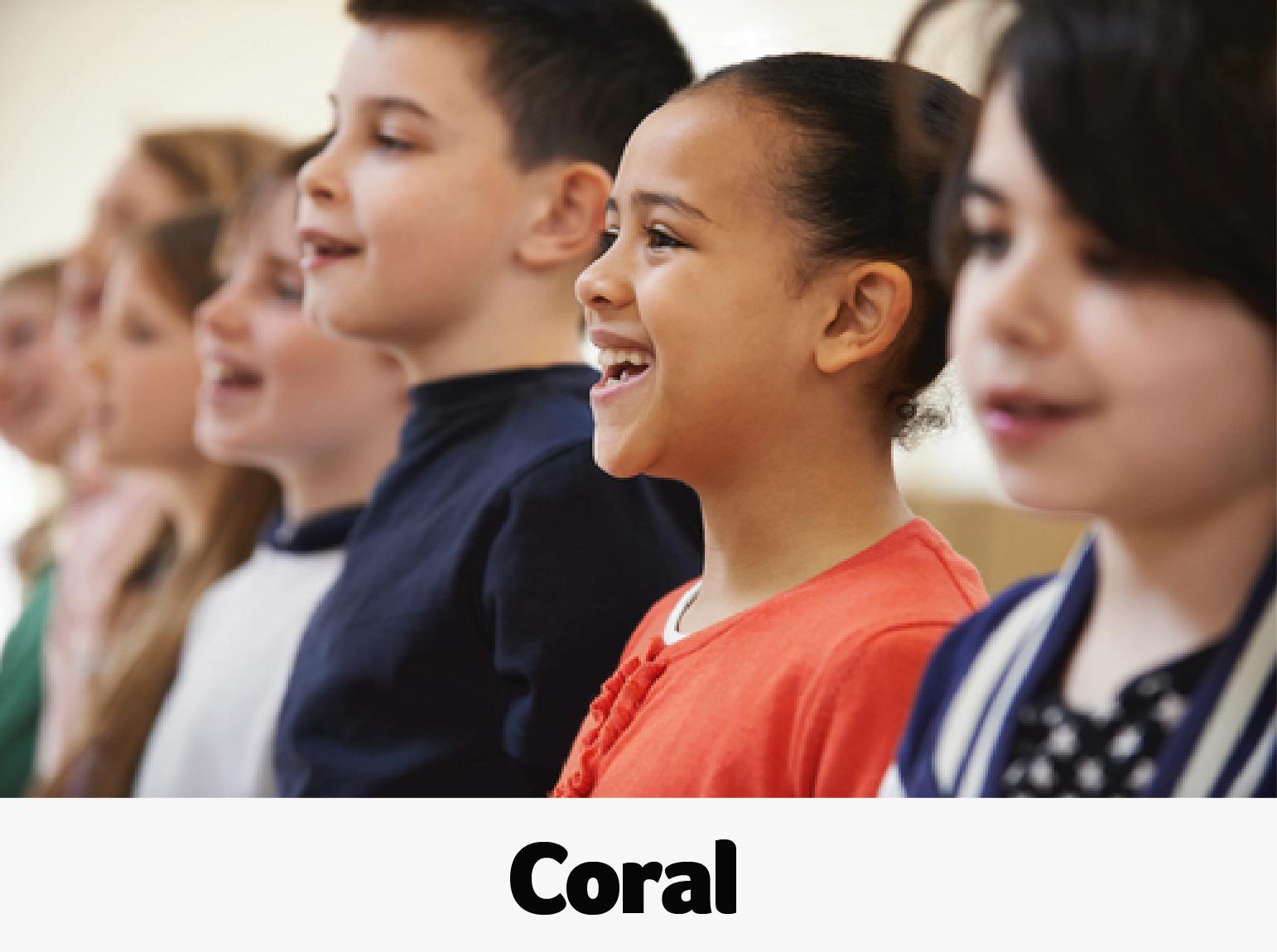 coral Liceu Anglo Araras