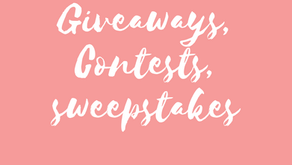 ENTER FREE! GIVEAWAYS! SWEEPSTAKES! CONTESTS! #1♡ ♡ ♡