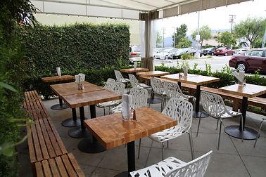 Cafe Glendale, Cafe Pasadena