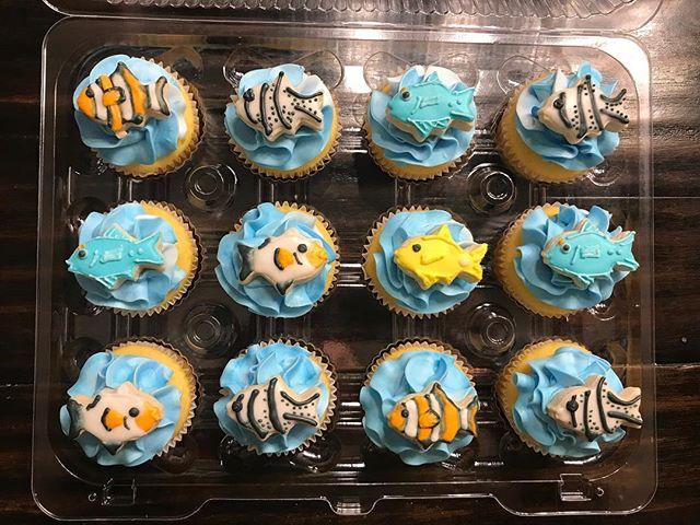 Aquarium Grooms Cake