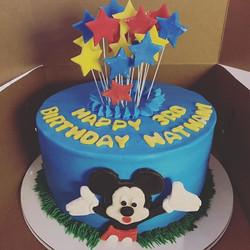 It's Mickey!