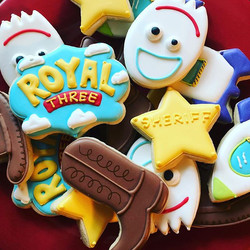 Toy Story! Royal is Three! ._._._