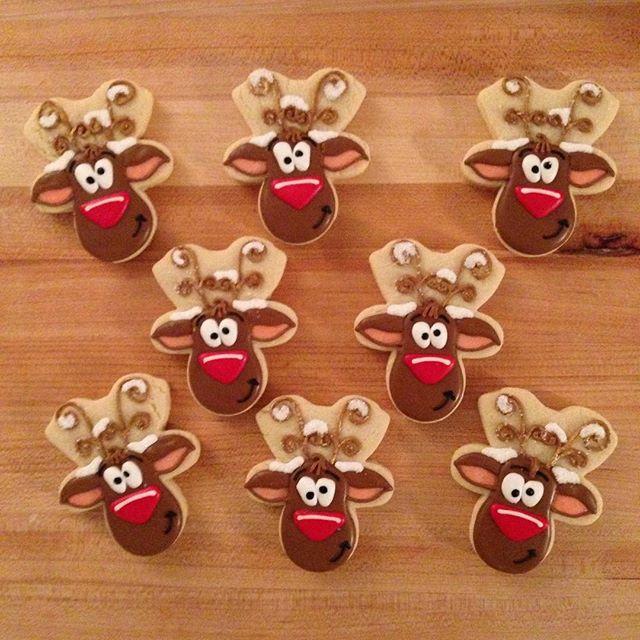 Drunken Rudolph