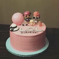 LOL Surprise Cake!