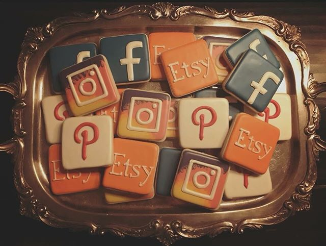 #Facebook #Etsy #Pinterest #instagram