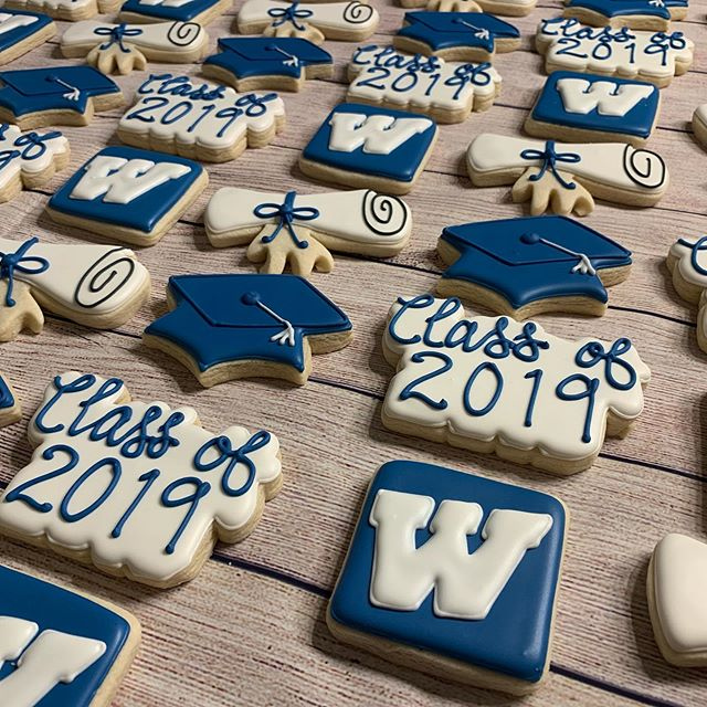 Washburn Graduation Cookies _washburnuni
