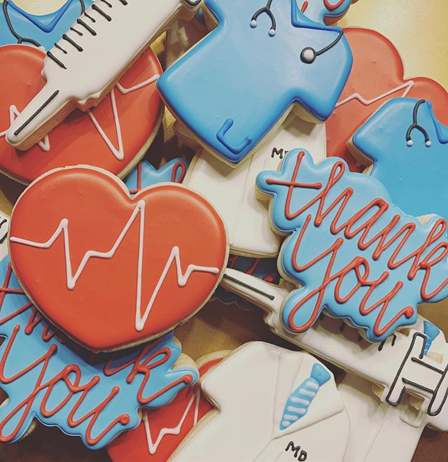 Thank your doctors and nurses! 👩🏻‍⚕️ �