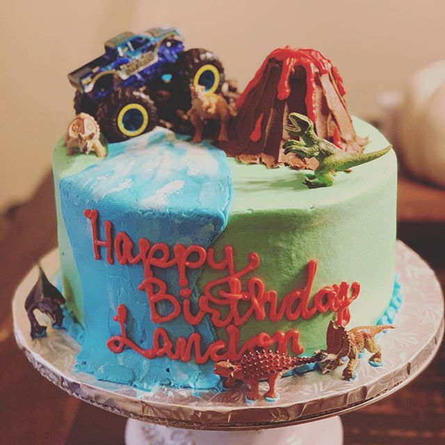 Happy Birthday, Landon! ._._._