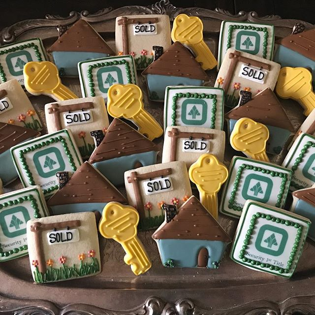 #sugarcookies #housesold