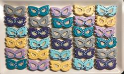 Sparkly Masquerade Masks 🎭
