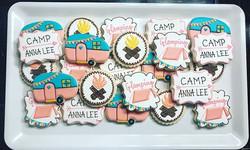 Glamping Cookies