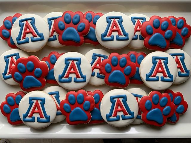 University of Arizona Cookies going out