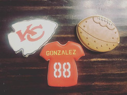 Tony Gonzalez Cookies