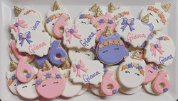🦄 #royalicingcookies #decoratedcookies.