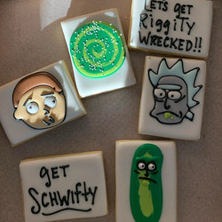 Rick & Morty #getschwifty