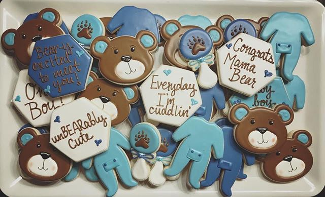 unBEARably cute Baby Shower