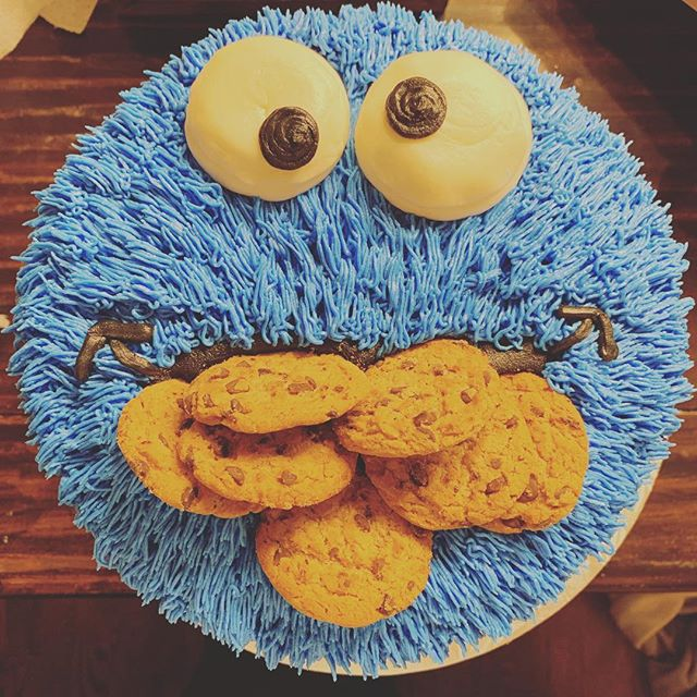🍪 Cookie Monster 🍪